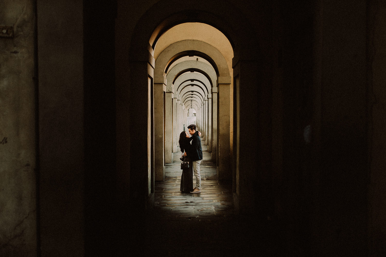 Destination wedding photographer in Florence-Tuscany