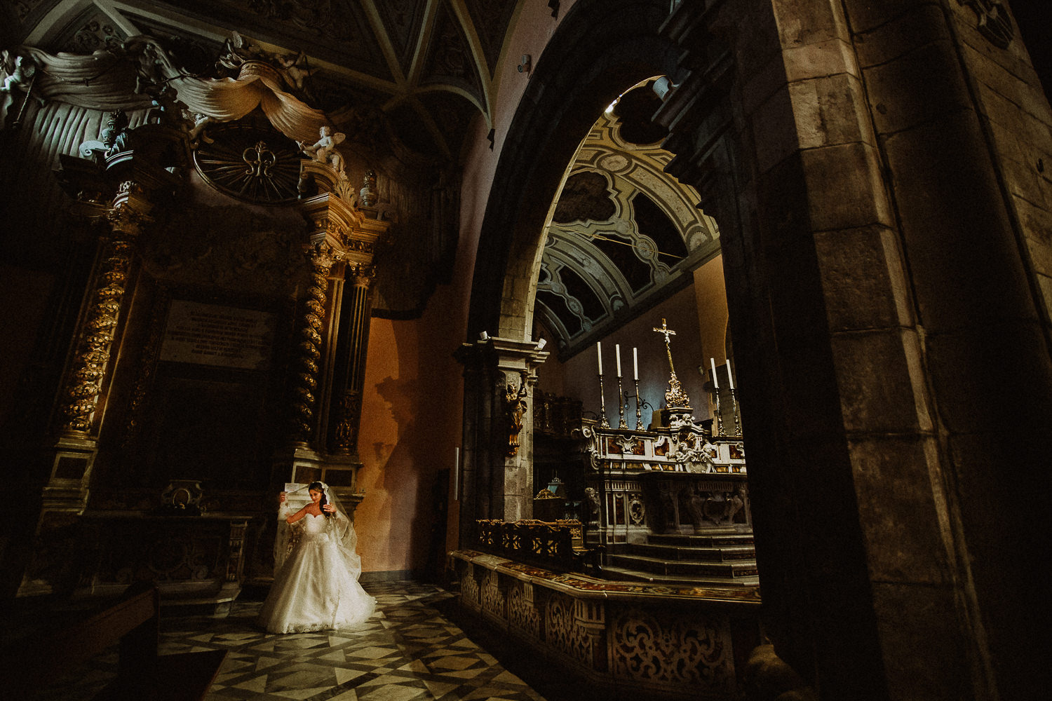 photographer destination wedding intimate milan